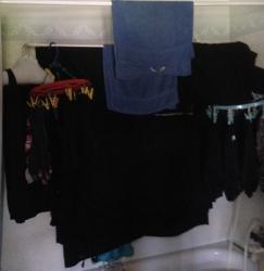 Mörk tvätt