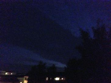 Natthimmel 4 augusti 2014