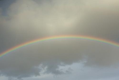 Regnbåge 2 den 18 aug 2014