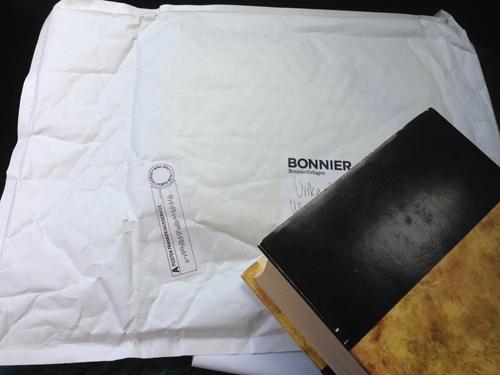 Bokpaket från Bonniers