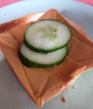 Smörgås med brunost