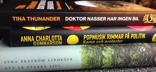 Böcker Doktor Nasser Popmusik Ett så starkt ljus