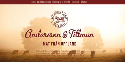 Andersson &Tillman
