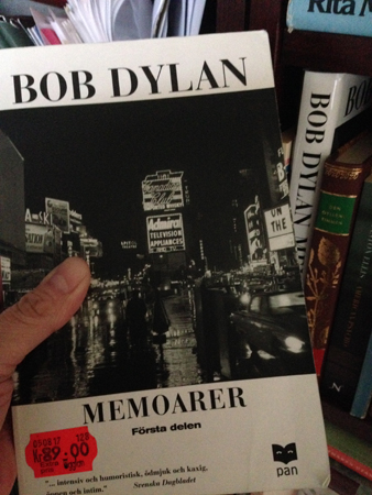 Bob Dylan Memoarer del ett