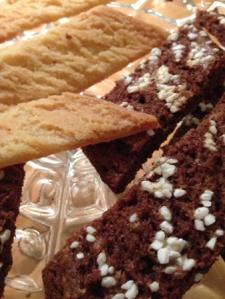 Kolakakor och chokladkakor