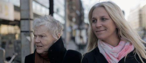 Märta Tikkanen och Ann Söderlund