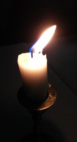 Ett ljus