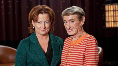 Anna Hedenmo och Gunilla Bergström