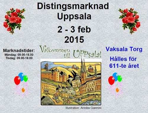 Distingsmarknad 2015