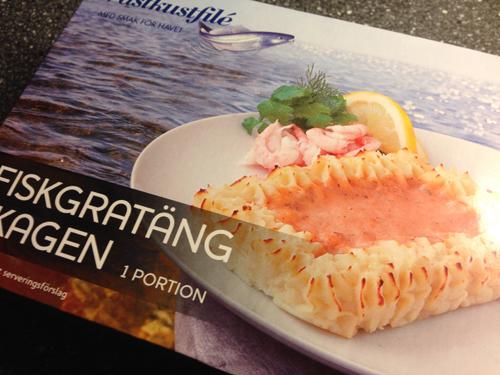 Fiskgratäng Skagen