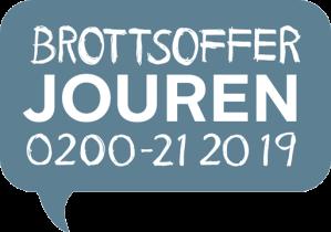Logotyp Brottsofferjouren