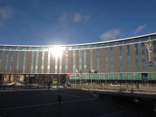 Radisson Blu i Uppsala