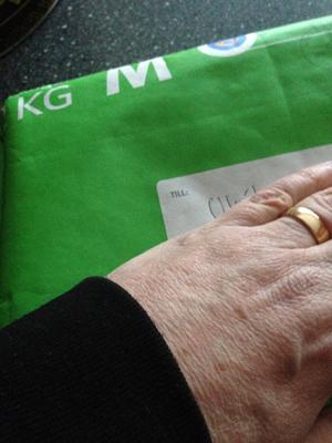 Grönt paket