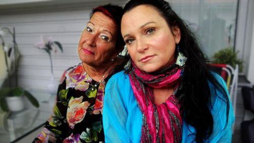 Ann-Sofie och Anja Kontor