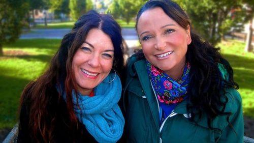 Annelie och Anja Kontor