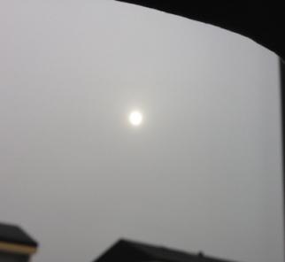 Solförmörkelse start