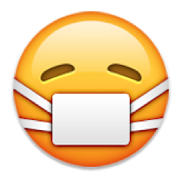Munskydd emoji