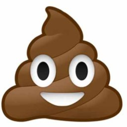 Skithög emoji
