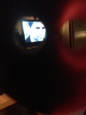 TVn genom en lakritshallongodis
