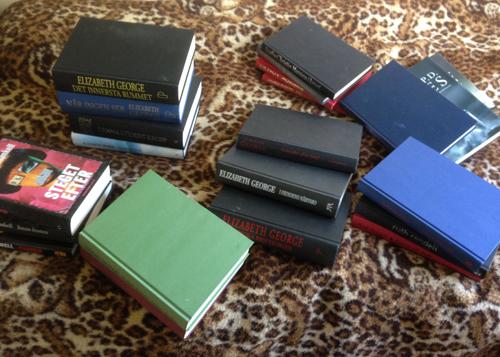 Böcker deckare