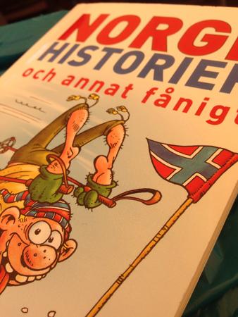 Litteratur till en positivist med norskt ursrprung.