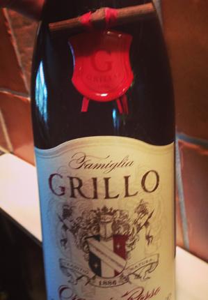 Famiglia Grillo Organic Rosso