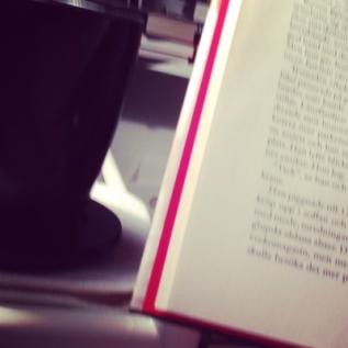 Kaffemugg o bok