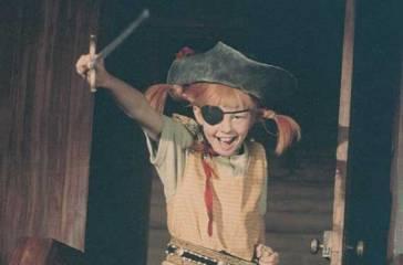 Pippi som sjörövare