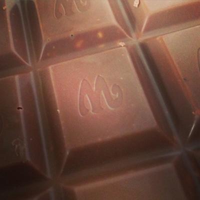 Choklad Marabou nära