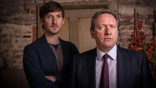 Morden i Midsomer Nelson och Barnaby