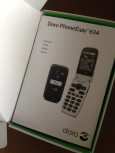 Doro Phone Easy 624