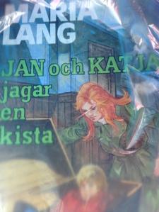 Jan och Katja jagar en kista