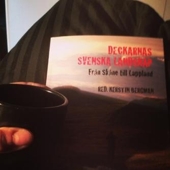 Deckarnas svenska landskap o kaffe på sängen