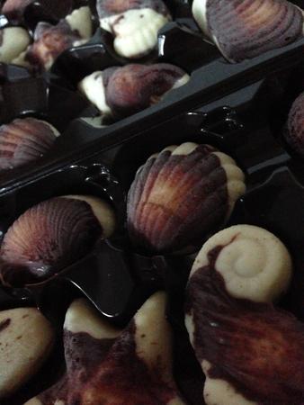 Belgiska sjöfrukter