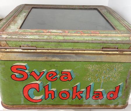 Burk Svea choklad