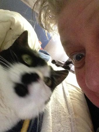 Mamma Katt och jag