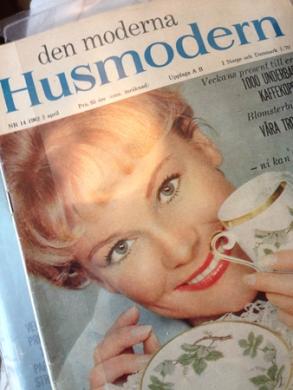 Den moderna Husmodern fr april 1962