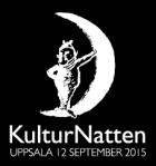KulturNatten Uppsala 2015 logga