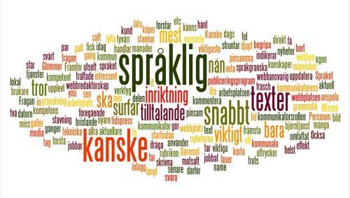 Wordle om språk