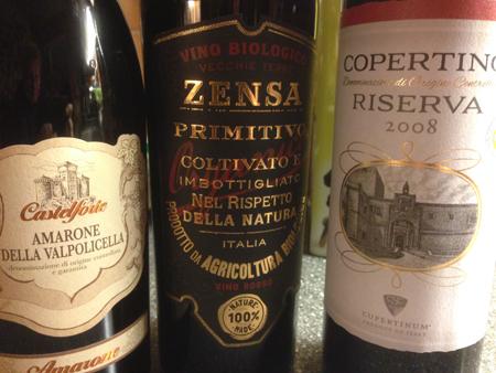Amarone Zensa Copertino