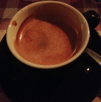 Dubbel espresso