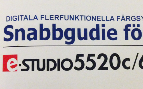 Snabbgudie