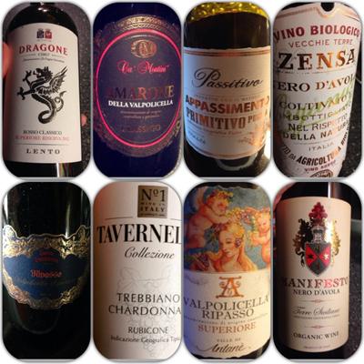 Åtta viner
