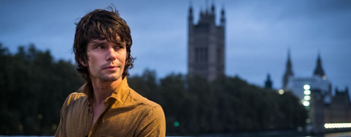 Danny i London spy