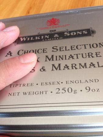 Marmeladburk från Tiptree