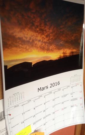 Mars i fotokalendern