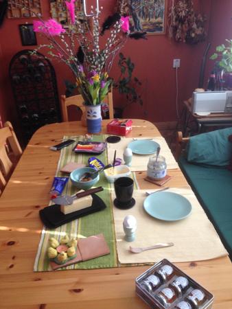 Frukost annandag påsk