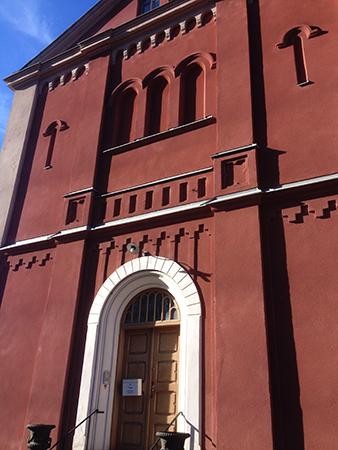 Fängelset Uppsala
