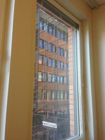 Utsikt från fönster på AF