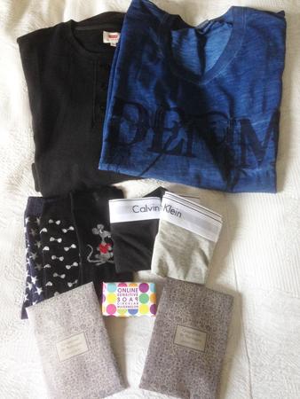 Kläder och grejor från Thuns